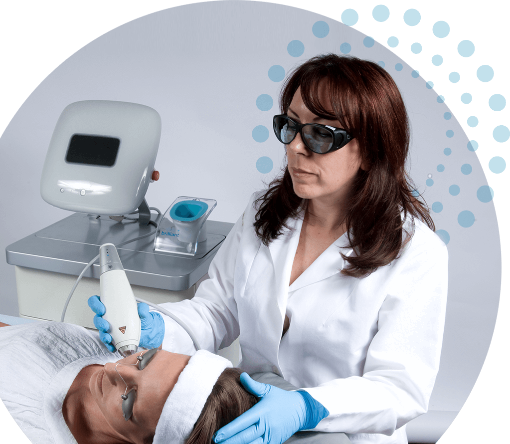 Clear + Brilliant® Laser treatment what to expect