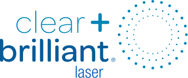 Clear + Brilliant® Laser treatment logo