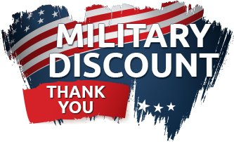 Military Discount Vacaville